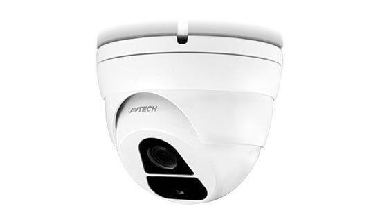 監視攝影機-AVTECH-DGC1104半球