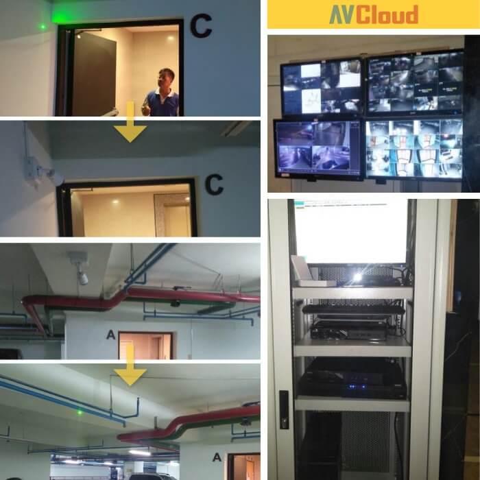 16路CCTV新增工程